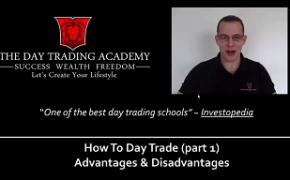 Aprendiendo a Hacer Day Trading (Parte 1): Ventajas & Desventajas