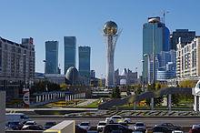 Invierta En El Futuro Con Kazajstán