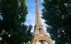 Estilo De Vida De Un Trader: Vista De La Épica Torre Eiffel
