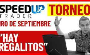 SpeedUpTrader:  Torneo de Trading Premios $2,000 USD